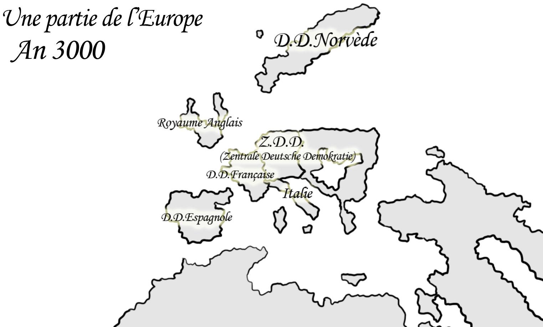 Europe en 3000